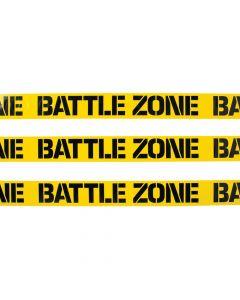 Battle Zone Caution Tape