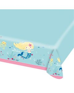 Be a Mermaid Paper Tablecover