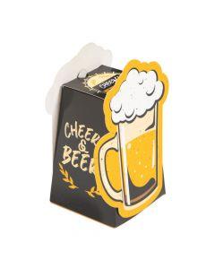 Beer Mug Favor Boxes
