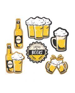Beer Wall Cutouts