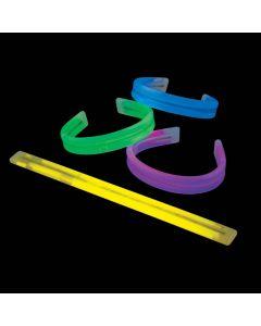 Bendable Glow Stick Bracelets