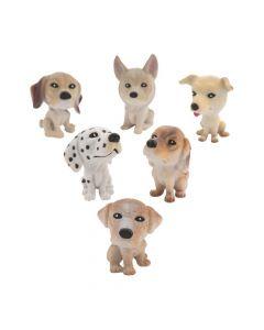 Big Head Dog Characters