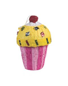 Birthday Celebration Cupcake Pinata
