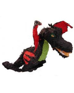 Black Dragon Pinata