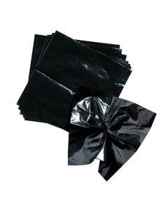 Black Float Pomps