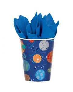 Blast off Paper Cups