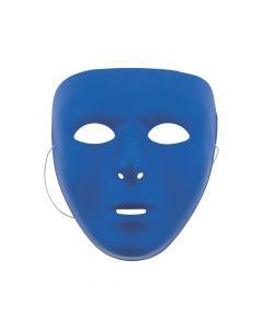 Blue Face Masks