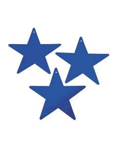 Blue Medium Metallic Stars