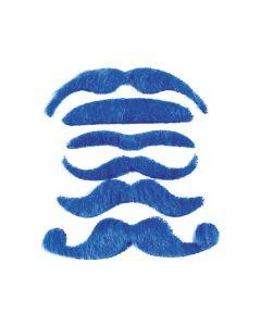 Blue Mustache Assortment