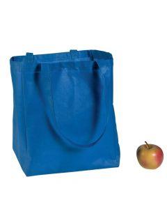 Blue Shopper Tote Bags