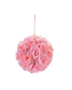Blush Pink Kissing Ball