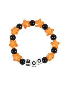 Boo Beaded Bracelet Craft Kit