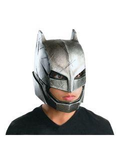 Boy's Armored 3/4 Batman Mask