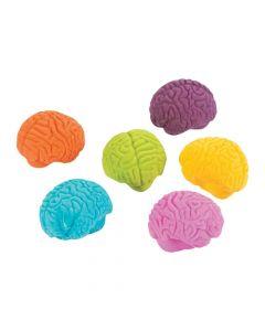 Brain-Shaped Erasers