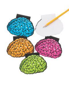 Brain-Shaped Notepads