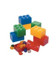 Brick Plastic Easter Eggs
