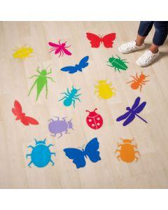 Bug Floor Decals