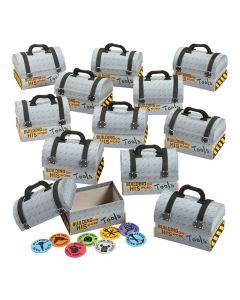 Bulk Construction VBS Prayer Box Craft Kit