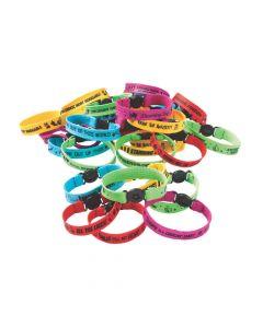 Bulk Fun Friendship Bracelet Assortment
