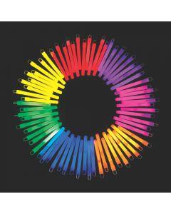 Bulk Glow Stick Assortment - 100 Pc.