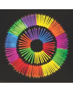Bulk Glow Stick Assortment - 250 Pc.