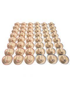 Bulk Kids' Cowboy Hats with Star