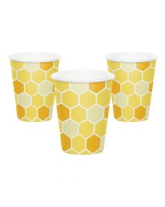 Bumblebee Party Paper Cups