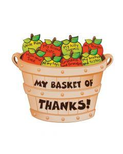 Bushel of Thanks Apple Craft Kit