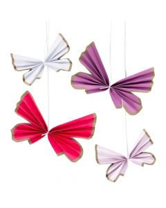 Butterfly Wing Hanging Fans