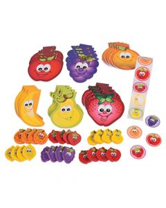 Buy All and Save Fun Fruits Stationery