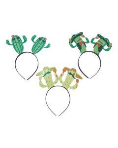Cactus Headbands