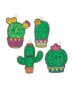 Cactus Suncatchers