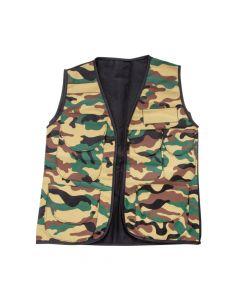 Camo Kid's Vest
