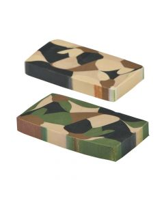 Camouflage Erasers