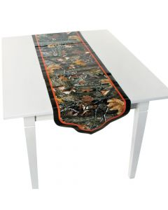 Camouflage Wedding Table Runner