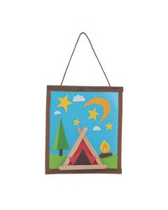 Camp Craft Stick Craft Kit