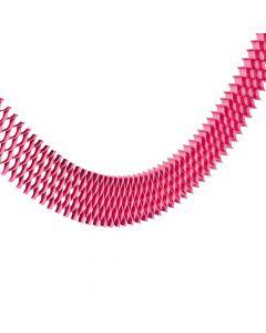 Candy Pink Net Garland