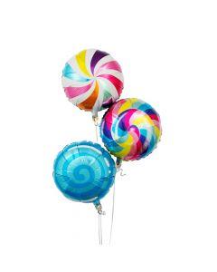 "Candy World 20"" Mylar Balloons"