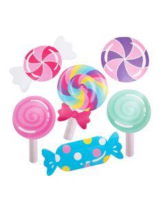 Candy World Cutouts