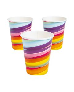 Candyworld Paper Cups - 8 Ct.