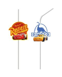Cars Legend of Track Straws