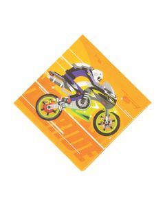 Cars and Trucks Luncheon Napkins
