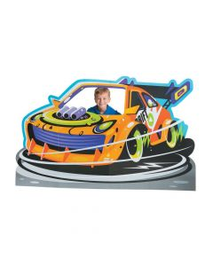 Cars and Trucks Party Cardboard Stand-Up
