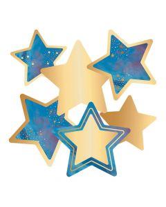 Carson-Dellosa Galaxy Stars Bulletin Board Cutouts