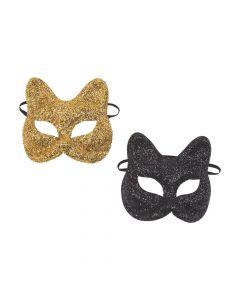 Cat Masquerade Masks