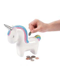 Ceramic Unicorn Piggy Bank