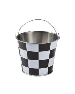 Checkered Pails