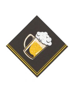 Cheers and Beers Luncheon Napkins