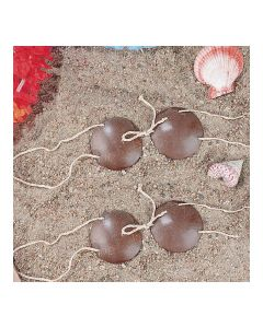 Child's Authentic Hawaiian Coconut Bra