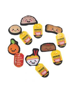 Chinese New Year Plush Food Characters